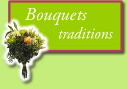Bouquets traditions